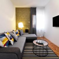 Corner apartments Savska