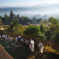 Gondar Backpackers, hotel in Gonder