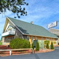 Americas Best Value Inn Plattsburgh, hotel near Plattsburgh International Airport - PBG, Plattsburgh