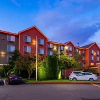 Best Western PLUS Vancouver Mall Hotel, hotel in Vancouver