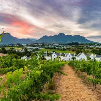 De Zalze Lodge, hotel in Stellenbosch