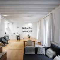 Apartamento minimalista en el corazón de Bilbao