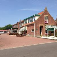 Hotel-Pension Ouddorp, отель в городе Ауддорп