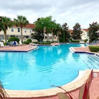 Fabulous 3 Bedrooms Townhouse in a Resort 15 min to Disney