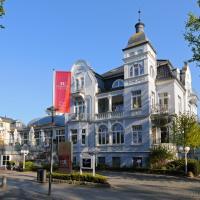 Hotel Vier Jahreszeiten Kühlungsborn, Hotel in Kühlungsborn