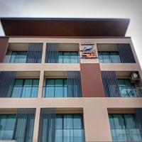 Louis' Runway View Hotel, hotel perto de Aeroporto Internacional de Phuket - HKT, Nai Yang Beach