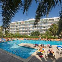 Hotel Tropical, hotel in San Antonio