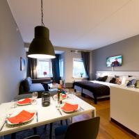 Optimal Apartments Skärholmen, hotell i Stockholm