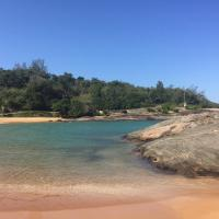 Pousada Trancoso Adventure Park, hotel in Guarapari