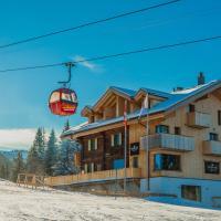 Rinderberg Swiss Alpine Lodge, hotel in Zweisimmen