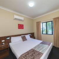Rocky Resort Motor Inn, hotel em Rockhampton