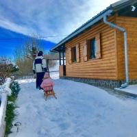 Mountain forrest cabin Gorski Kotar