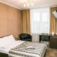 Zolotaya dolina - Akademgorodok, hotel in Novosibirsk