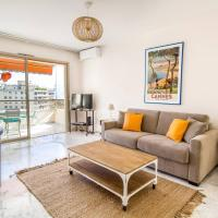 11 LAC - Appart terrace and parking near the croisette