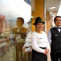 Mirador Oro Verde Quilotoa, hotel em Zumbahua