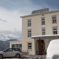 Hotel-Restaurant Bellevue, hotel in Davos Wiesen