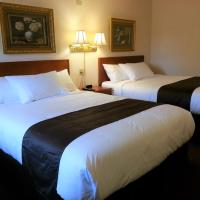 Best Seven Inn Claresholm, отель в городе Claresholm