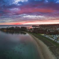 Clyde View Holiday Park, hotel em Batemans Bay