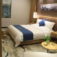 Yuchen Boutique Hotel Zhangye