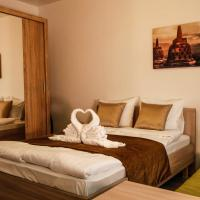 Contact Free Apartments with FREE PARKING by Dream Stay