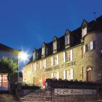 le Saint-Etienne、オーバジーヌのホテル