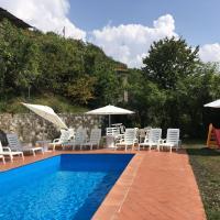 Montagna Verde, hotel a Licciana Nardi