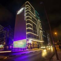 Suite Hotel Casa Diamond, hôtel à Casablanca