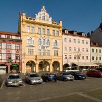 Grandhotel Zvon, hotel in České Budějovice