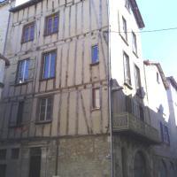 La Perle du Rouergue, hôtel à Villefranche-de-Rouergue