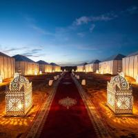 Bahba Luxury Camp, hotel en Merzouga