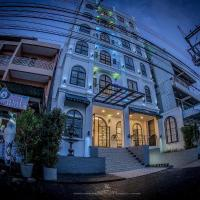 The Seens Hotel, hotel in Krabi town