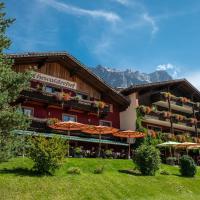 Hotel Ehrwalderhof, hotel in Ehrwald