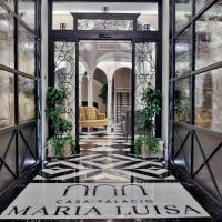 Hotel Casa Palacio María Luisa, hotel en Jerez de la Frontera
