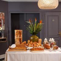 Hotel Restaurant Crystal - Room Service Disponible, hotel in Erstein