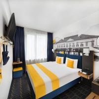 D8 Hotel, hotel i Budapest