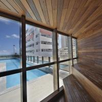 Beach Class International - Flat, hotel no Recife