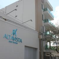 ALTA VISTA APART HOTEL, hotel en Reconquista