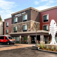 TownePlace Suites by Marriott Whitefish, hotel in Whitefish