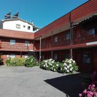 Hotel Nogal, hotel in Constitución