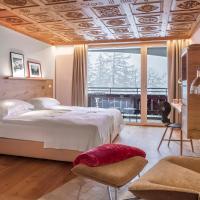 Swiss Alpine Hotel Allalin, hotel in Zermatt