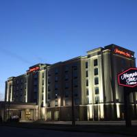 Hampton Inn by Hilton Winnipeg, hotel near Winnipeg James Armstrong Richardson International Airport - YWG, Winnipeg