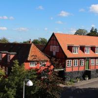 Pension Sandbogaard, hotel i Sandvig