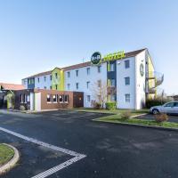 B&B Hôtel CHATEAUROUX Déols, hôtel à Déols près de: Aéroport de Châteauroux - Centre - CHR