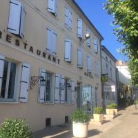 Hôtel Restaurant La Boule d'Or, hôtel à Barbezieux-Saint-Hilaire