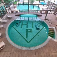 Hotel Terme Patria, отель в Абано-Терме