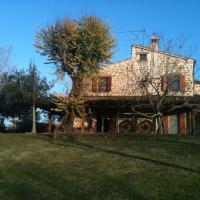 Villa Arzilla,Amandola的飯店