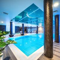 Wellton Riverside SPA Hotel, hotel in Riga