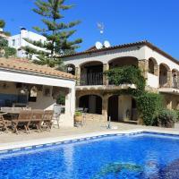 Villa Les Oliveres, hotel en Calonge