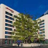 Hampton By Hilton Frankfurt Airport, hotel i Frankfurt am Main