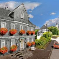 Hotel-Pension Haus Erna, Hotel in Bad Berleburg
